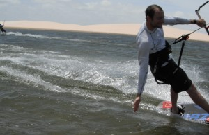 Olivier Kite-surf