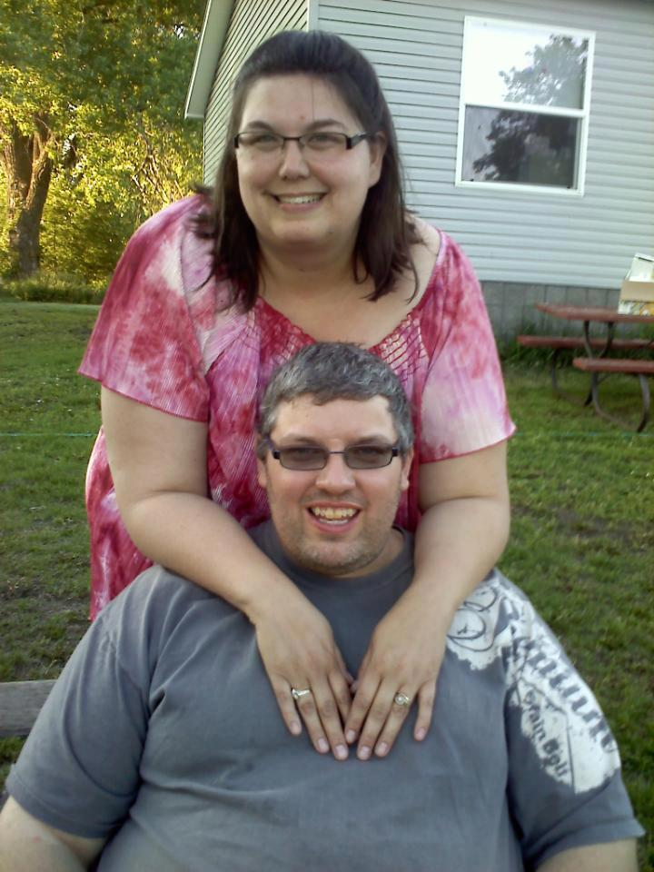 in this couple is deaf...