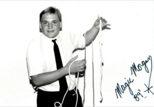 magic morgan young