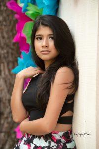 Kaylee Lartigue deaf model
